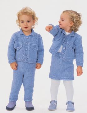 Голубое трио для ребенка