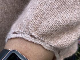 Пуловер Лана - Фото 2