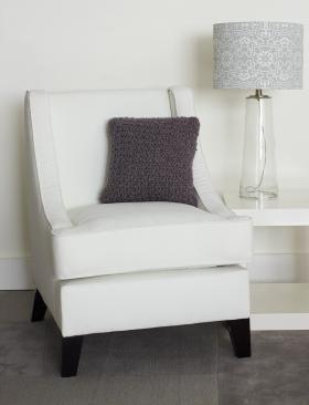 Классическая диванная подушка