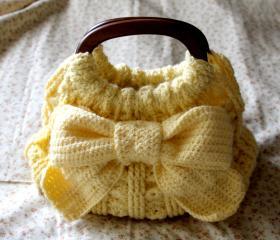Голубая дамская сумочка - Фото 1