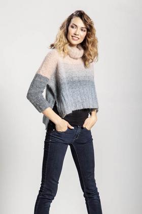 Пуловер Невесомый