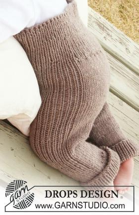 Теплые детские штаны