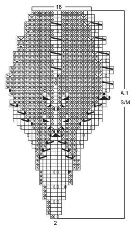 Берет солнечный свет - Схема 1