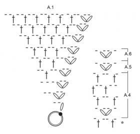 Жакет Оазис - Схема 2