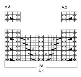 Джемпер К Элизе - Схема 1