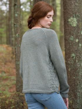 Пуловер фонтан - Фото 1