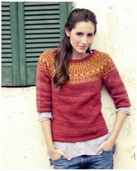 Пуловер Дижон