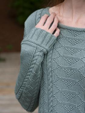 Пуловер Карра - Фото 2
