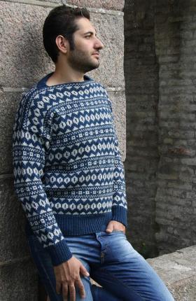 Пуловер Брим