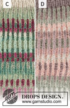 Пуловер Красочная осень - Фото 3
