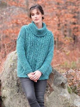 Пуловер Бердита