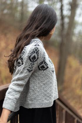 Пуловер Кокоро - Фото 3