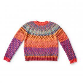Пуловер На повторе - Фото 1