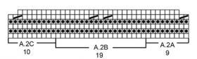 Жакет колибри - Схема 3