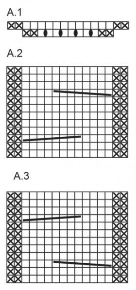 Джемпер Солфест - Схема 1