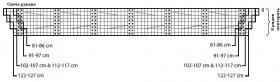 Кардиган Аврора - Схема 2