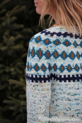 Пуловер Джига и Рила - Фото 1