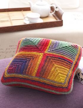 Цветная диванная подушка - Фото 1