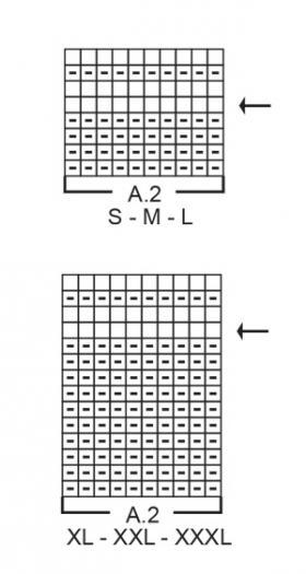 Кардиган Летний лучик - Схема 5
