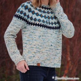 Пуловер Джига и Рила
