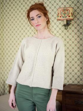 Пуловер Бэй