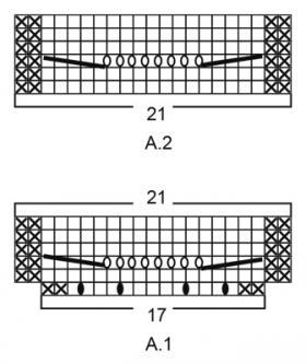 Свитер Клевер - Схема 1