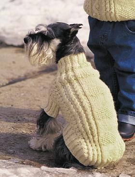 Пальто с узором из жгутов