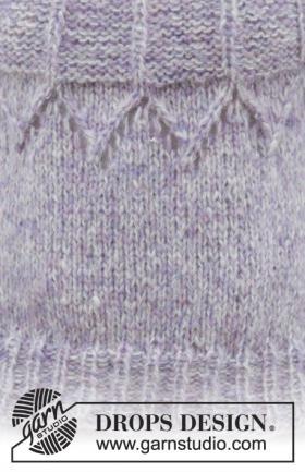 Свитер Белая лилия - Фото 2