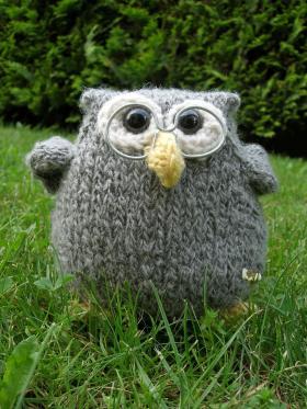 Серая сова