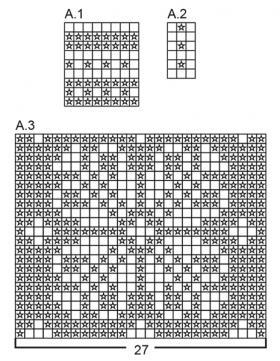 Носки Лофотен - Схема 1