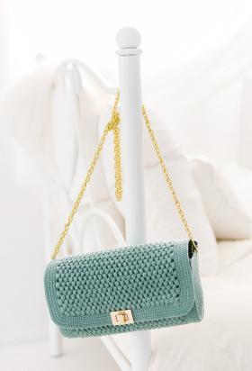 Маленькая сумочка клатч