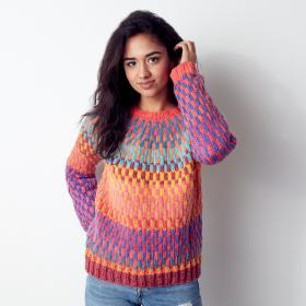 Пуловер На повторе