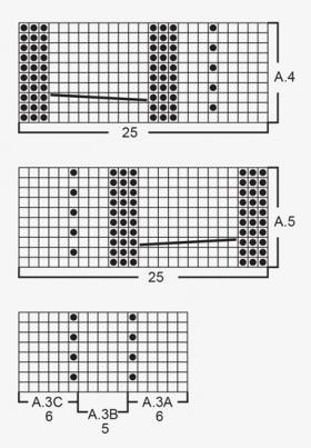 Кардиган Джексон - Схема 2