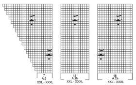 Джемпер Малиновый поцелуй - Схема 4