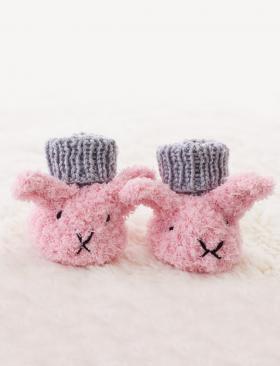 Пинетки-кролики