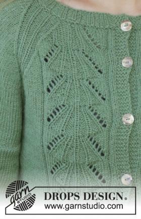 Кардиган Зеленая удача - Фото 1