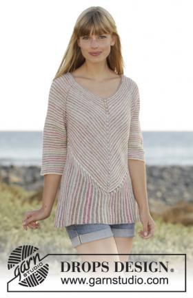 Пуловер Пастельные краски