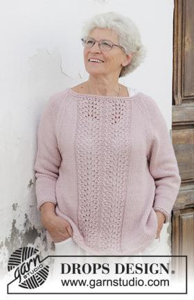 Пуловер Тереза - Выкройка 1