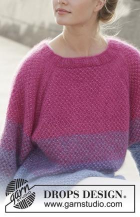 Пуловер Ягодное безумие - Фото 1