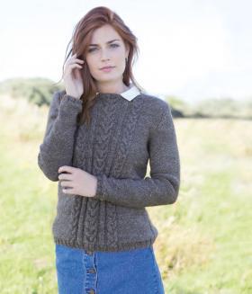 Пуловер Пандора