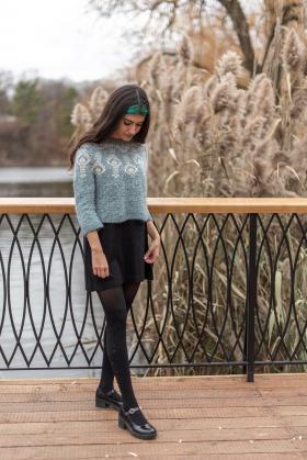 Пуловер Кокоро - Фото 1