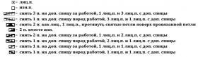 Шапка Акорн - Схема 1