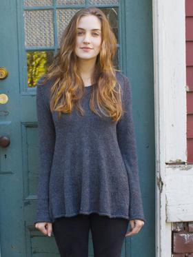 Минималистичный пуловер