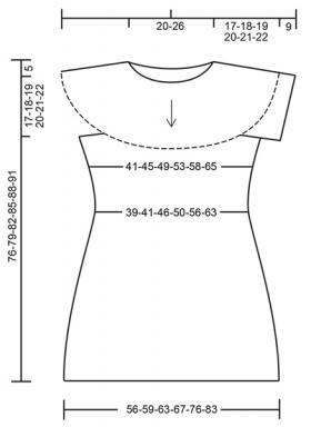 Платье Грэйс - Выкройка 1