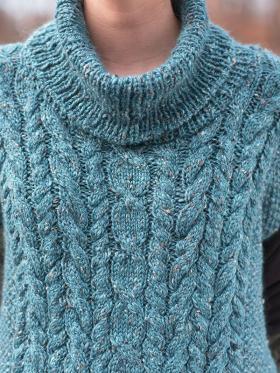 Пуловер Бердита - Фото 3