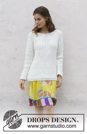 Пуловер Сладкий жемчуг