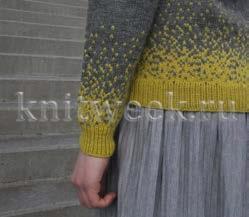 Пуловер Усеянный звездами - Фото 2