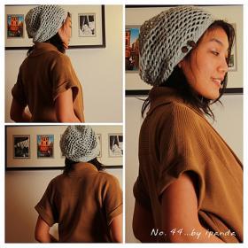 Сетчатая шапка - Фото 1