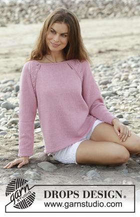 Пуловер Пиония
