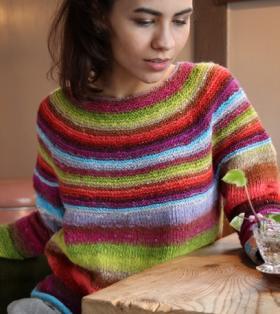 Пуловер Кирара - Фото 1